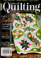 Love Of Quilting Magazine Issue SEP-OCT