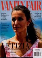 Vanity Fair Spanish Magazine Issue NO 144