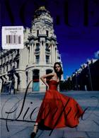 Vogue Spanish Magazine Issue NO 389