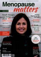 Menopause Matters Magazine Issue AUTUMN
