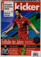 Kicker Montag Magazine Issue NO 36