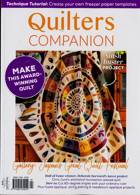 Quilters Companion Magazine Issue 04