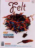 Felt Magazine Issue NO 23