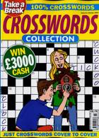 Take A Break Crossword Collection Magazine Issue OCT 20