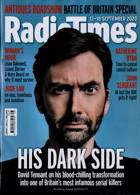 Radio Times London Edition Magazine Issue 12/09/2020