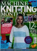 Machine Knitting  Magazine Issue OCT 20