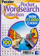 Puzzler Q Pock Wordsearch Magazine Issue NO 214