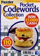 Puzzler Q Pock Codewords C Magazine Issue NO 153