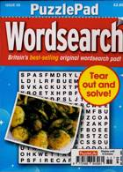 Puzzlelife Ppad Wordsearch Magazine Issue NO 55