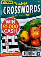 Puzzler Pocket Crosswords Magazine Issue NO 442