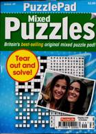 Puzzlelife Ppad Puzzles Magazine Issue NO 49