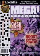 Lovatts Mega Crosswords Magazine Issue NO 69