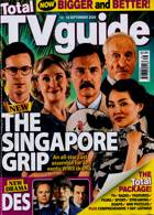 Total Tv Guide England Magazine Issue NO 38