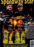 Speedway Star Magazine Issue 12/09/2020
