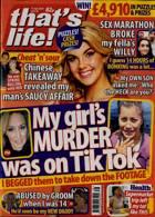 Thats Life Magazine Issue NO 38