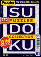 Puzzler Sudoku Puzzle Collection Magazine Issue NO 153