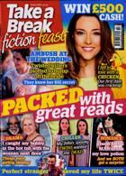 Take A Break Fiction Feast Magazine Issue OCT 20