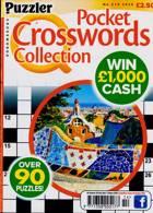 Puzzler Q Pock Crosswords Magazine Issue NO 214