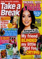 Take A Break Magazine Issue NO 38