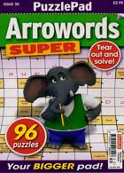 Puzzlelife Arroword Super Magazine Issue NO 30