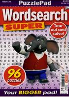 Puzzlelife Wordsearch Super Magazine Issue NO 30