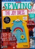 We Love Craft Magazine Issue SEWING KID