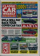 Classic Car Weekly Magazine Issue 09/09/2020