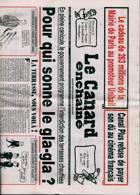 Le Canard Enchaine Magazine Issue 03