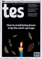 Times Educational Supplement Magazine Issue 11/09/2020
