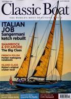 Classic Boat Magazine Issue OCT 20