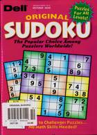 Original Sudoku Magazine Issue OCT 20