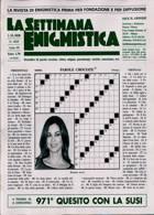 La Settimana Enigmistica Magazine Issue NO 4619