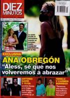 Diez Minutos Magazine Issue NO 3605