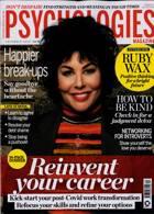 Psychologies Travel Edition Magazine Issue DEC 20