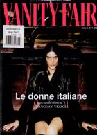 Vanity Fair Italian Magazine Issue NO 20039