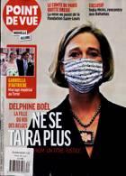 Point De Vue Magazine Issue NO 3762