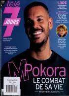 Tele 7 Jours Magazine Issue NO 3147