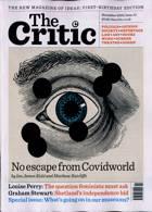 Critic (The) Magazine Issue NOV 20