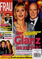 Frau Im Spiegel Weekly Magazine Issue NO 41