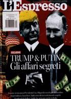 L Espresso Magazine Issue NO 39