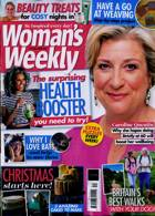 Womans Weekly Magazine Issue 27/10/2020