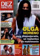 Diez Minutos Magazine Issue NO 3606