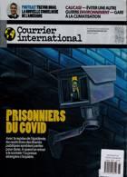 Courrier International Magazine Issue NO 1561