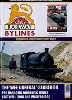 Railway Bylines Magazine Issue VOL25/12