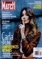 Paris Match Magazine Issue NO 3725