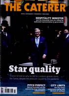 Caterer And Hotelkeeper Magazine Issue 23/10/2020