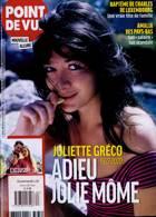 Point De Vue Magazine Issue NO 3763