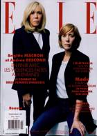 Elle French Weekly Magazine Issue NO 3899