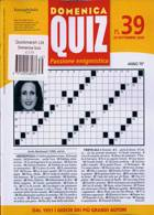 Domenica Quiz Magazine Issue NO 39