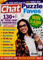 Chat Puzzle Faves Magazine Issue NO 11